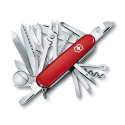 Victorinox Taschenmesser Swiss Champ Offiziersmesser 1.6795 33 Funktionen rot