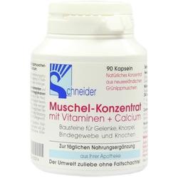 Muschel-Konzentrat mit Vitaminen