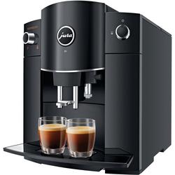 JURA Kaffeevollautomat D6 Piano Black