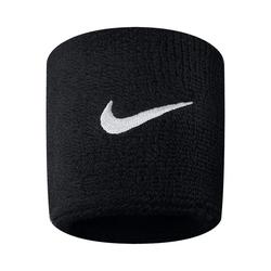 Nike Swoosh Schweißarmbänder - Schwarz, size: ONE SIZE