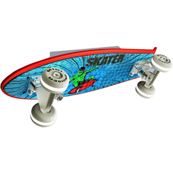 EVOTEC LED Wandleuchte Skateboard MINI CRUISER