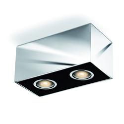 Cranny Spot LED Duo - chrom