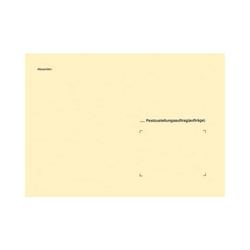 RNK Postzustellungsumschlag äußerer Umschlag 2049 B4 gelb 50 Stück
