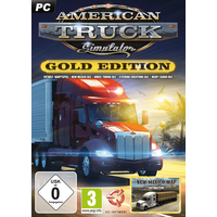 American Truck Simulator - Gold Edition (USK) (PC)