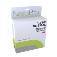 NexoPrint Tinte magenta für HP 951XL / CN047AE - NX-CN047AE