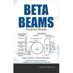 Beta Beams als Buch von Mats Lindroos/ Mauro Mezzetto