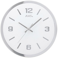 AMS Wanduhr W9322