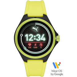 PUMA Smartwatches PT9101 Smartwatch, mit individuell einstellbarem Zifferblatt