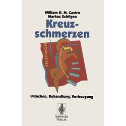 Kreuzschmerzen als Buch von William H.M. Castro/ Markus Schilgen