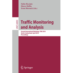 Traffic Monitoring and Analysis als Buch von