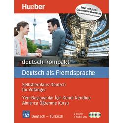 deutsch kompakt Neu. Türkische Ausgabe / Paket als Buch von Renate Luscher/ Gökalp Bayramli/ Aysen Bayramli