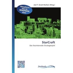 StarCraft als Buch von