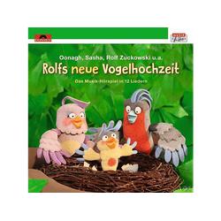 Rolf Zuckowski - Rolfs Neue Vogelhochzeit (CD)