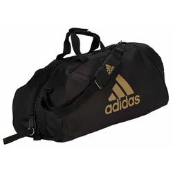 "adidas Sporttasche ""martial arts"" black/gold Nylon"