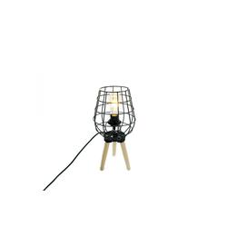HTI-Living Stehlampe Stehleuchte Metallgitter-Look 40 cm