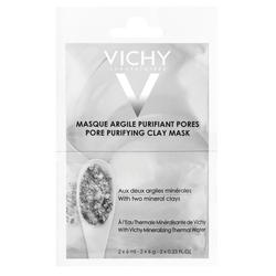 Vichy - Porenverfeinernde Mineral-Maske - 2 x 6 ml