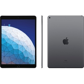Apple iPad Air 3 (2019) mit Retina Display 10.5 64GB Wi-Fi + LTE Space Grau