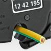Knipex Ersatzmesserblock für Abisolierzange