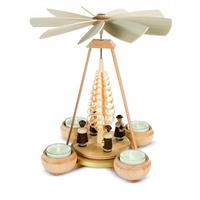 Müller-Kleinkunst aus dem Erzgebirge Müller Kleinkunst GmbH Seiffen Weihnachtspyramide