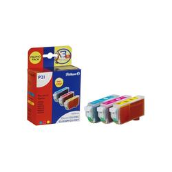 Pelikan Tinte Multipack P21 Tintenpatrone