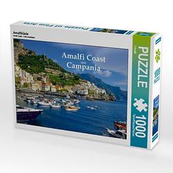 Amalfiküste Lege-Größe 64 x 48 cm Foto-Puzzle Bild von Thomas Polske Puzzle