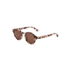 Kapten & Son Damen Sonnenbrille 'Tokyo' creme / braun, Größe One Size, 4204263