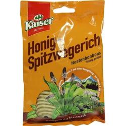Kaiser Honig Spitzwegerich Bonbons
