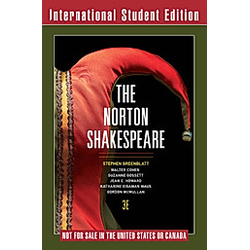The Norton Shakespeare. William Shakespeare  - Buch