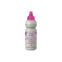 Fizzii Trinkflasche Trinkflasche Online, 600 ml weiß