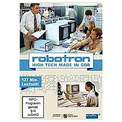 robotron - High Tech made in GDR  1 DVD - DVD  Filme