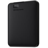 Western Digital Elements 4TB USB 3.0 schwarz (WDBHDW0040BBK)
