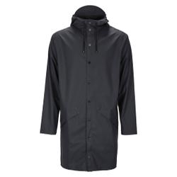 Rains - Long Jacket Black - Jacken - Größe: XS/S