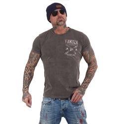 Death Replied Acid T-Shirt (Größe: 6XL, Farbe: schwarz)