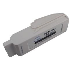 vhbw Drohnen-Akku passend für Blade BLH8680 Modellbau Drohne (6900mAh, 11,1V, Li-Polymer) 6900 mAh