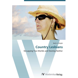 Country Lesbians als Buch von Beth A. Wright