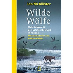 Wilde Wölfe. Ian McAllister  - Buch