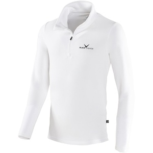 Black Crevice Herren Skirolli Skirolli, Weiß (White - White / black), L (Herstellergröße: 52)