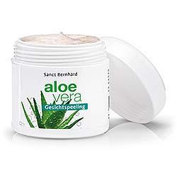 Aloe-Vera-Gesichtspeeling