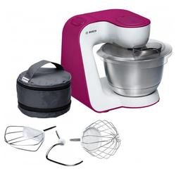 BOSCH Küchenmaschine MUM54P00 Styline - Küchenmaschine - weiß/lila, 900 W weiß