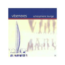 Vibemares - Schizophrenic Lounge (CD)