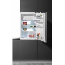 Einbaukühlschrank, 87,4 cm hoch, 54,1 cm breit, Kühlschrank, 813213-0 weiß weiß