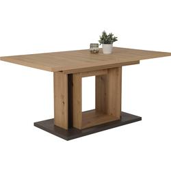 HELA Esstisch Britta, Breite 160-200 cm braun Esstische rechteckig Tische Tisch