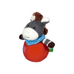 Spiegelburg Plüschfigur Spiegelburg Steh-auf-Esel mit Glockenspiel BabyGlü