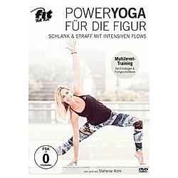 Fit For Fun - Power Yoga für die Figur: Schlank & straff mit intensiven Flows