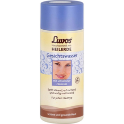 LUVOS Naturkosmetik mit Heilerde Gesichtswasser 150 ml