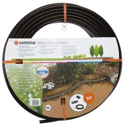Micro-Drip-System Tropfrohr unterirdisch 13.7 mm. 1.6 l/h. 50 m. Erweiterungsset für Art.-Nr. 1389