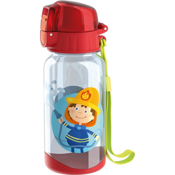 Haba Trinkflasche Trinkflasche Feuerwehr, 400 ml