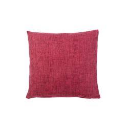 Gözze Kissenhülle Dallas in pink, 40 x 40 cm
