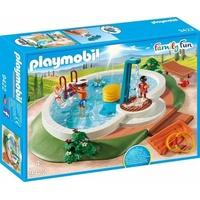 Playmobil Family Fun Swimmingpool (9422)