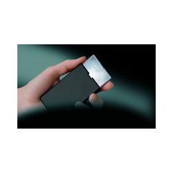 Eschenbach Optik Standlupe Taschenleuchtlupe easyPocket schwarz 3x, 8 dpt